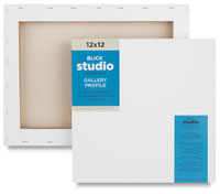 Blick Studio Gallery 1-3/8&quot; Profile Cotton Canvas
