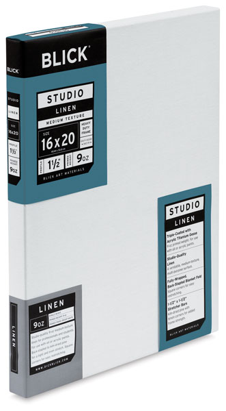 "Studio 1½"" Profile Linen Canvas"