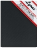 "Lyons Black-Primed 5/16"" Profile Cotton Canvas"