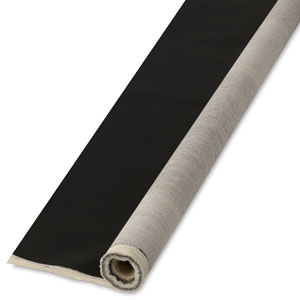 Black-Primed  Canvas Roll