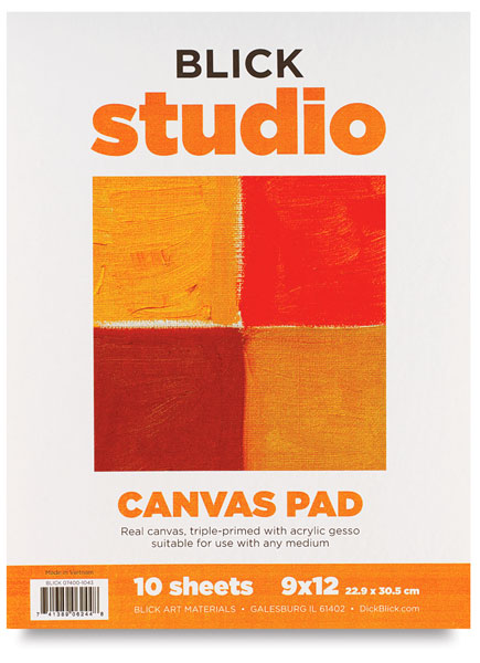 Studio Canvas Pad