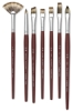 Royal SableTek Brushes, Short Handle