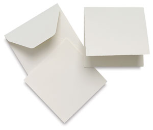 Fabriano Medioevalis Square Cards and Envelopes