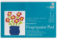 Strathmore Kids Fingerpaint Pad