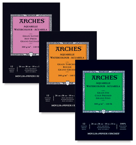 Arches Watercolor Pads