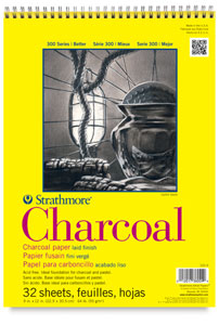 Charcoal Pad, 32 Sheets