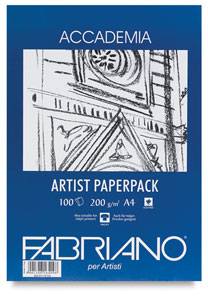 Accademia Artist Paperpack, 100 Sheets