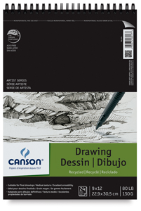 Recycled Drawing Pad