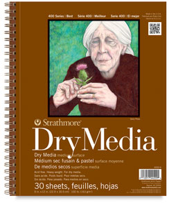 Dry Media Pad, 30 Sheets