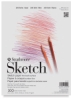 Sketch Pad, 100 Sheets Tape Bound, Top