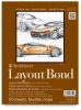 Layout Bond Pad, 9&quot; &times; 12&quot;