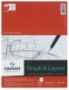 Graph Pad, 8&quot; &times; 8&quot; Grid, 40 Sheets