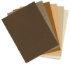 Earth Tone Mi-Teintes, 24 Sheet Pad