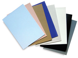 Colourfix Suede Pastel Papers