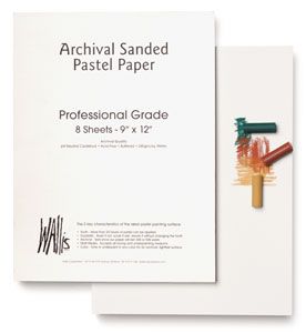 "8 Sheet Professional Pad, 9"" × 12"""