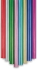 Colors (Left to Right) Red, Silver, Green, Pink, Light Blue, Gold, Dark Blue, Fuchsia