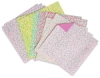 Aitoh Double Color Flora Origami Paper