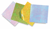Fold&#39;ems Opalescent Foil Origami Project Paper