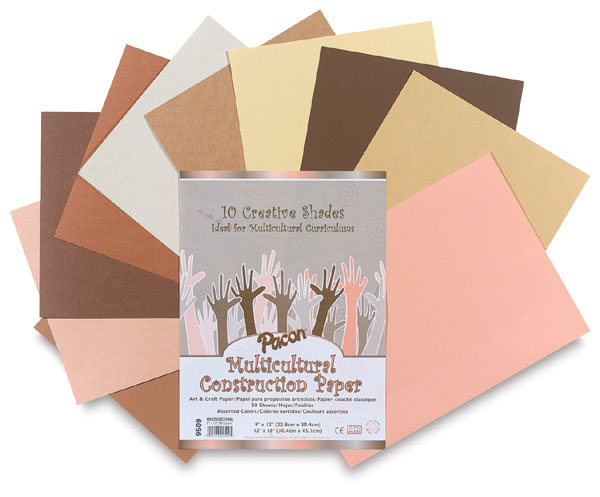 Multicultural Construction-Paper
