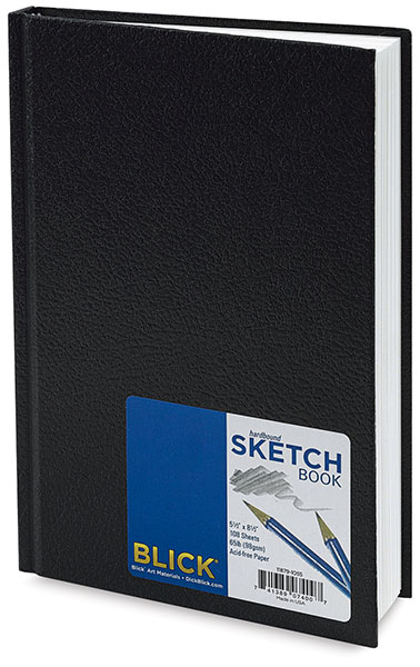 Hardbound Sketchbook