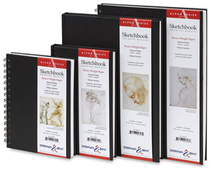 Alpha Series Sketchbooks