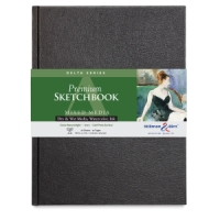 Archival Sketchbooks - Delta Series