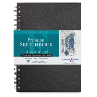 Archival Sketchbooks - Epsilon Series
