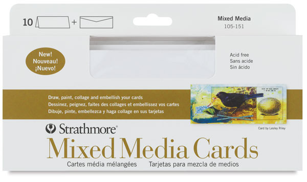 400 Series Mixed Media Cards, Slim Size