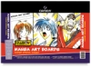 Manga Art Boards, 15 sheets
