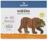 Brown Bear, Brown Bear Activity Pad, 17&quot; &times; 14&quot;