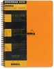 Meeting Book, Orange