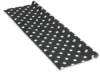 Design Roll, Black and White Dots