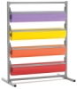 Standing Paper Rack, 4-Roll Unit