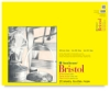 Smooth Bristol Pad, 20 sheets 19&quot;  24&quot;