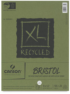 Bristol Pad, Fold-over