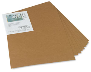 Cartón Plein Air Panels. Pkg of 10