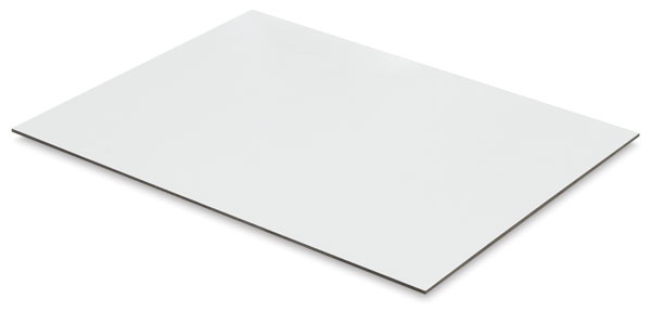 Gessoed Hardboard Panel