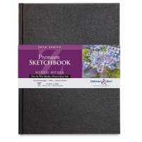 Archival Sketchbooks - Zeta Series, Hardbound