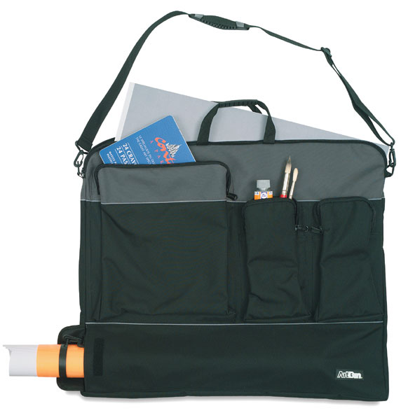 Tote Folio (Contents Not Included)