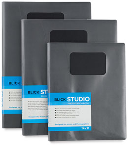 Studio Series Presentation Books