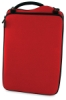 Neoprene Laptop Case, Red