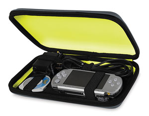 Mini Gamer Case, Gray