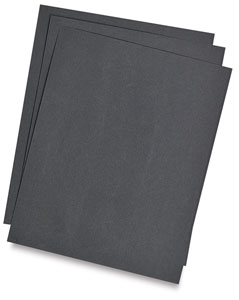 Black Refill Paper