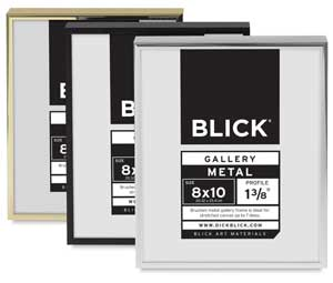 Blick Gallery Metal Frames