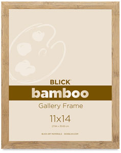 Dark Bamboo Frame