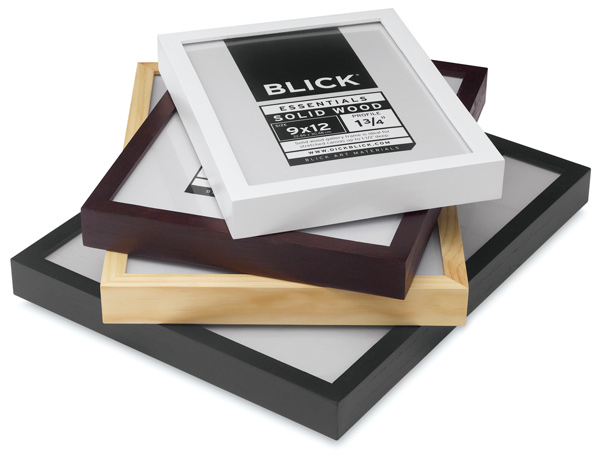 Blick Essential Wood Frames