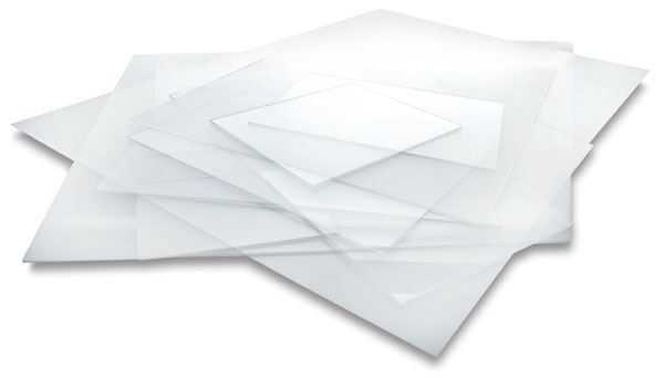 Clear Styrene Sheets