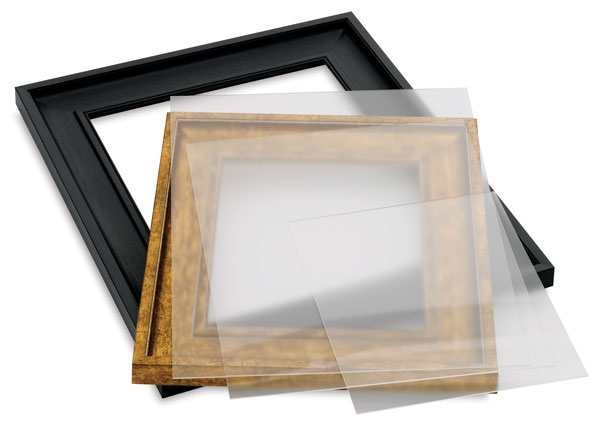 Clear Acrylic Sheets for Framing