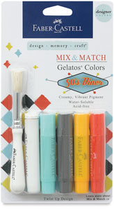 Faber-Castell Gelatos Sets