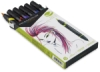 FREE  Prismacolor Brush Tip Marker set with purchase